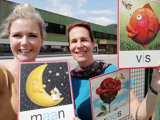 In der VS Algersdorf wird bald Niederländisch gelernt.
