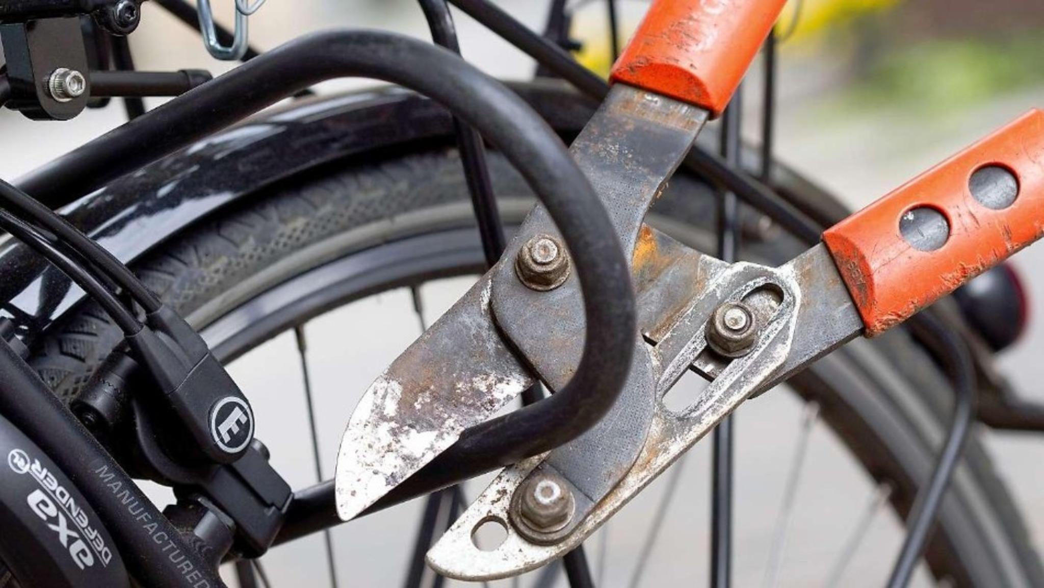 Fahrraddiebe