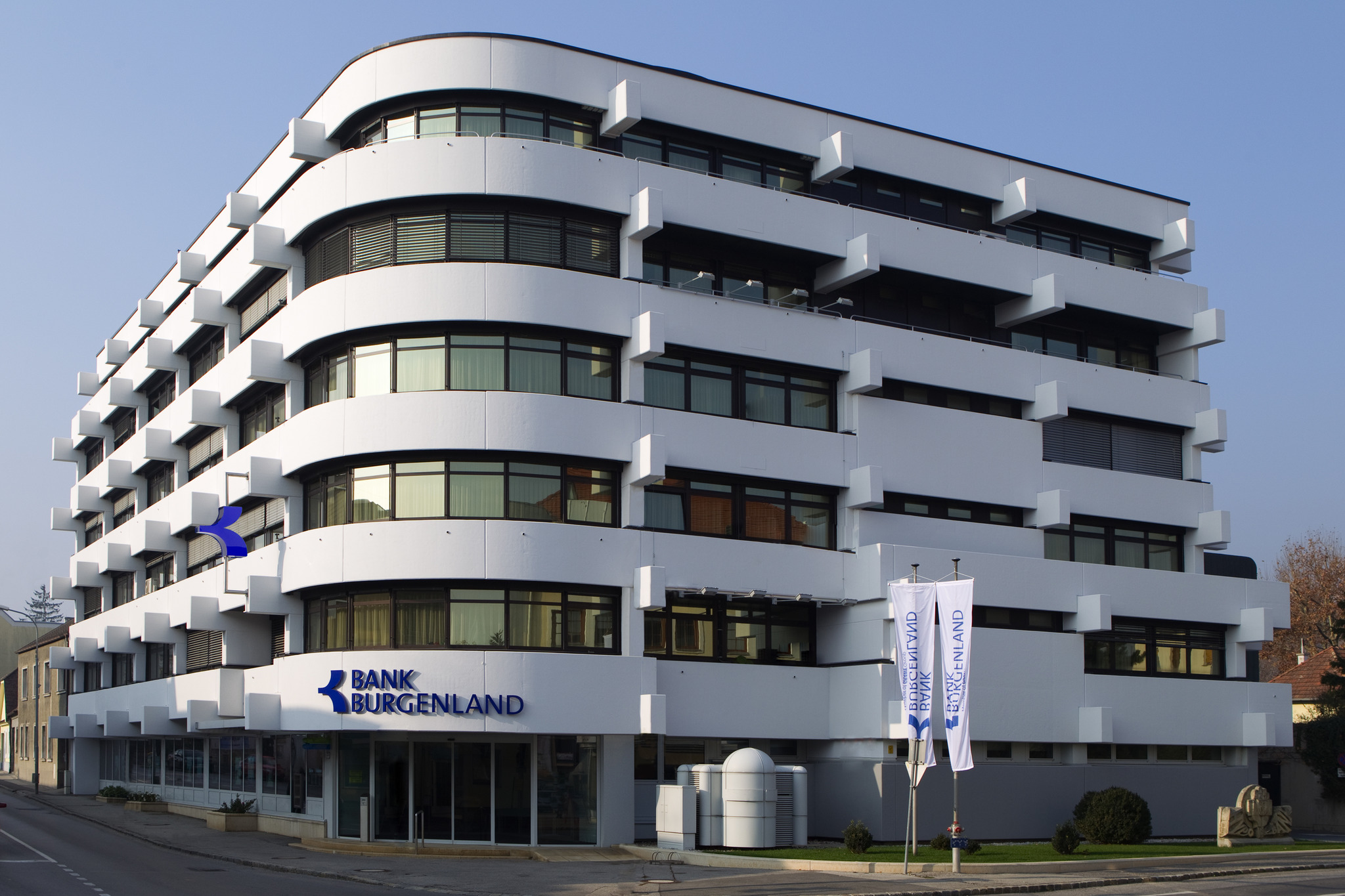 Bank Burgenland baut Zentrale in Eisenstadt um - Eisenstadt