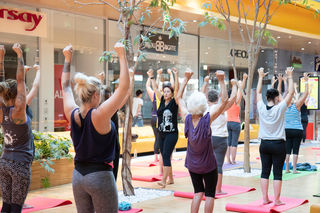 Ab sofort kann immer am dritten Donnerstag im Monat gemeinsam mit Petra Werner Inside-Yoga praktiziert werden.