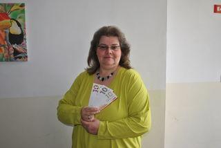 Die Vorsitzende der Volkshilfe Währing, Ingeborg Vrba.