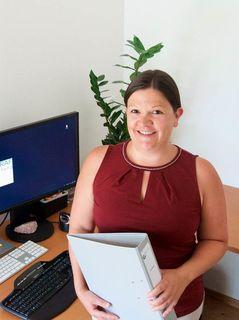 Seit klein auf bestimmen Zahlen ihr Leben: Cornelia Graf ist selbstständige Bilanzbuchhalterin.