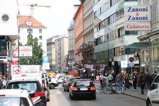 Die Begegnungszone Rotenturmstraße rückt langsam in greifbare Nähe.