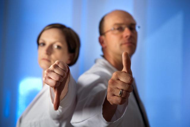 Wir überprüfen populäre Medizinmythen auf ihren Wahrheitsgehalt.