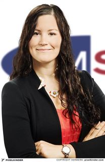 AMS Geschäftsstellenleiterin Julia Bauer