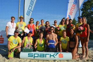 Stadt Weiz wurde zum Austragungsort der Österreichischen Amateurmeisterschaften (ÖAM) im Beachvolleyball