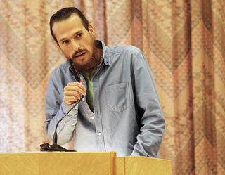 Sascha Jabali räumt seinen Platz im Villacher Gemeinderat