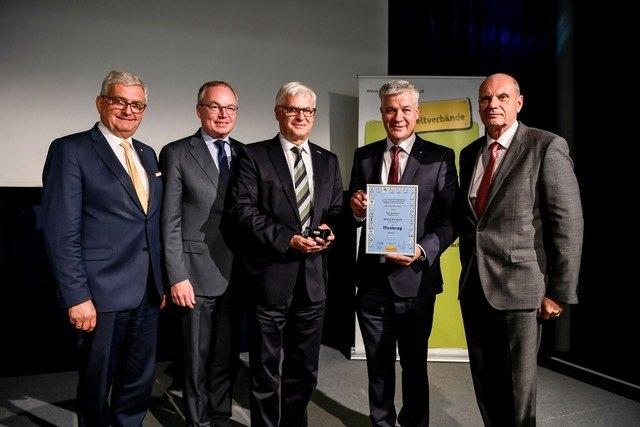 Alfred Riedl, Stephan Pernkopf, Alfred Weidlich, Anton Kasser, Christian Beck.