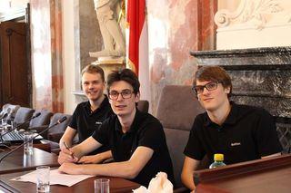 Vor drei Jahren durfte Max Hagenbuchner als Landessschulsprecher die Schülerparlamente leiten, nun haben sie es geschafft, sie gesetzlich zu verankern.