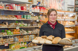 Auch in Kleinarl versucht ein Nahversorger mehr Einheimische ins Geschäft zu bewegen.