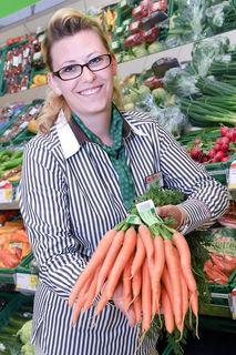 Marina Feichtner leitet nun den Spar-Markt in Kufstein-Weißach.