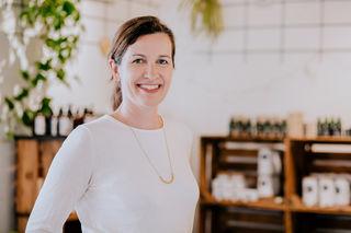 Kreativ: Mangolds-Chefin Julia Pengg bringt neue Ideen in ihr Restaurant.