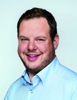 Florian Zagler, Bezirksvorsitzender der Jungen Wirtschaft Braunau, kritisiert Regierung.