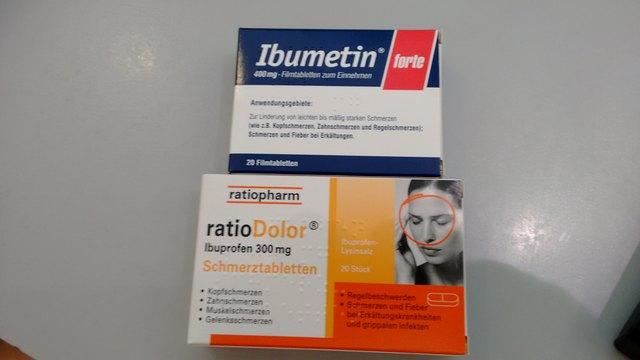 Ibuprofen: Lieferengpass bei einem der wichtigsten