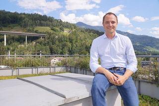 Axel Ellmer übernimmt ab September das Amt des Bürgermeisters in Wagrain.