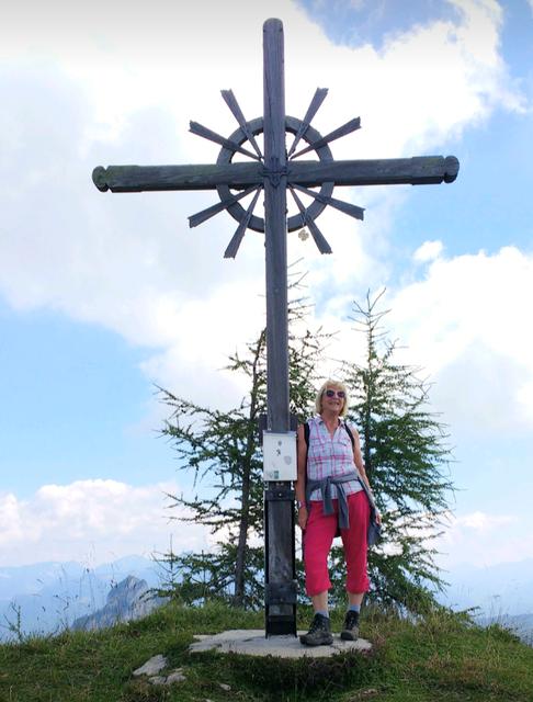 Die Thorhöhe, 1.533 m