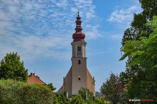 Die römisch-katholische Wallfahrtskirche Maria Trost befindet sich im Ort Fernitz der Gemeinde Fernitz-Mellach.