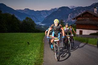 A10, Lukas KAUFMANN, am ersten Anstieg aufs Herndl  •• Salzkammergut Mountainbike Trophy, Bad Goisern, Oberösterreich, Österreich on 14.07.2018, www.trophy.at •• Photo: M. Bihounek/martinbihounek.com
