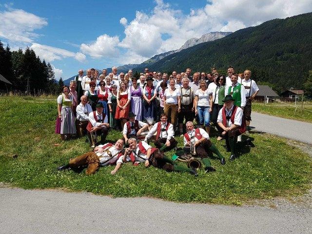 Treffen frauen aus gnserndorf, Kirchbach in der steiermark