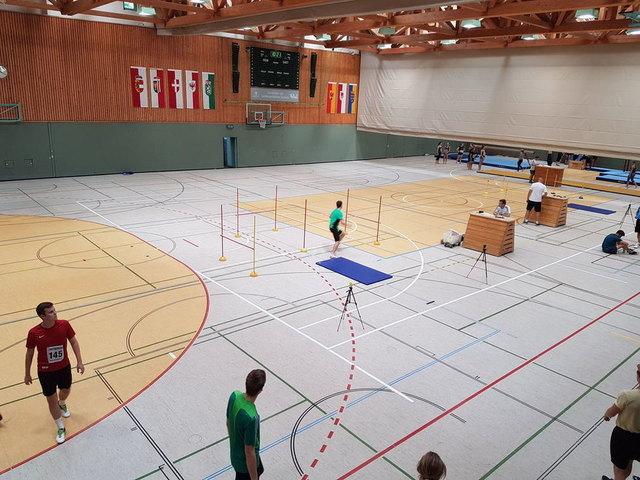 Die Dreifach-Sporthalle wird umfassend saniert.