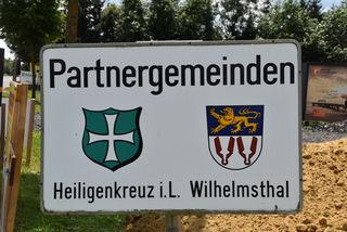 Sieben Gemeinden in den Bezirken Güssing und Jennersdorf haben eine Partnergemeinde in einem EU-Land.