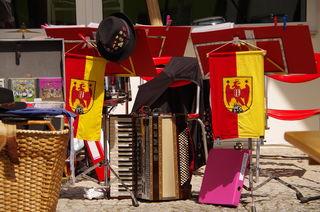 Original Sautanzmusi, aufgenommen beim vorjährigen Kurkonzert in B.D.Altenburg