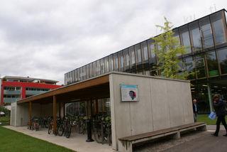 Der neue Bauteil wird auf fachhochschuleigenem Grund errichtet.