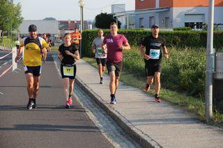 584 Läufer starteten 2018 in Prambachkirchen für den guten Zweck.