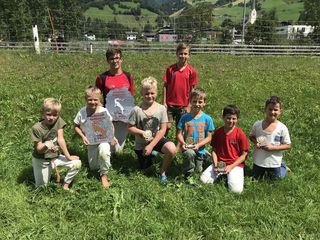 Pongauer Jungranggler zeigten wieder gute Leistungen in Rauris beim internationalen Alpen Cup-Ranggeln.
