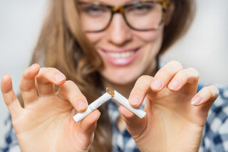 In St. Radegund fand ein Raucherentwöhnungskurs statt, der von der Gemeinde und der GKK organisiert wurde.