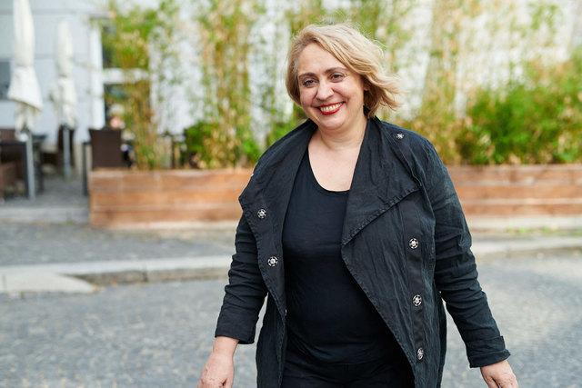Freut sich auf den herbst-Beginn: Ekaterina Degot