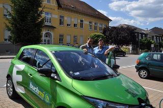 Ob Radverkehrskonzept oder der buchmi-Car-Sharing: Die Marktgemeinde ist für den Mobilitätspreis nominiert.