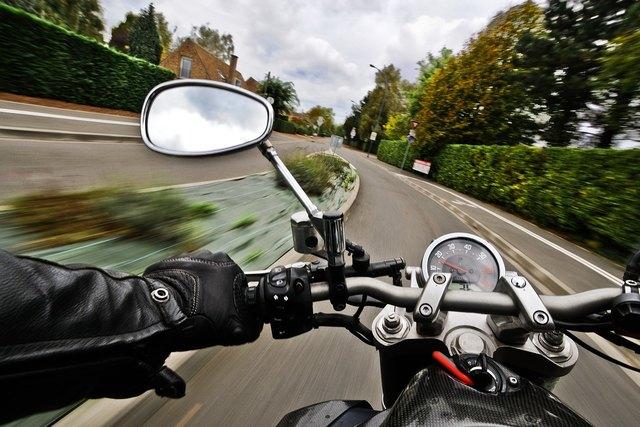 Motorradfahrer wurden verstärkt kontrolliert (Symbolfoto).