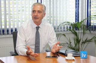 Das neue Arbeitszeitgesetz ist für IV-Präsident Manfred Gerger zwingend erforderlich gewesen.