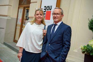 Manfred und Karin Sperhansl.