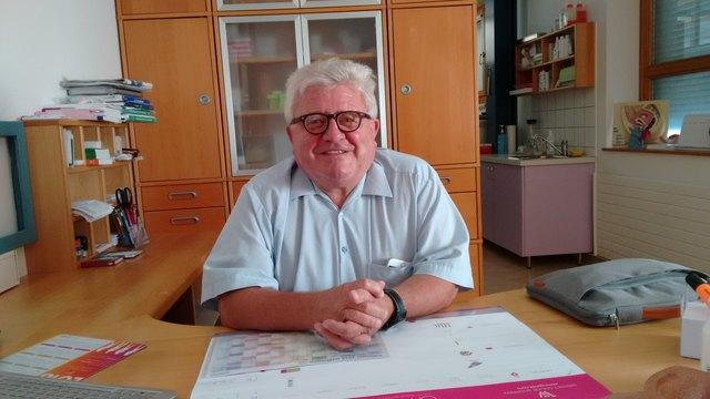 Gynäkologe Rudolf Wiborny aus Horn: Ein Blick auf die Forschung in China.
