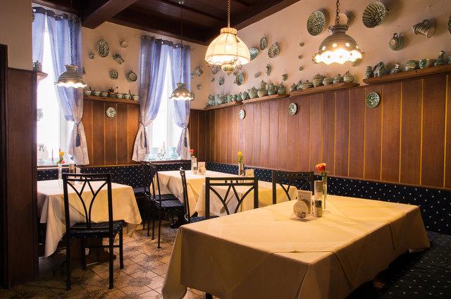 Seit der Renovierung im April können die Gäste auch im Gmundner Stüberl oder im Weinstüberl typische Wiener Küche und traditionelle Hausmannskost genießen.