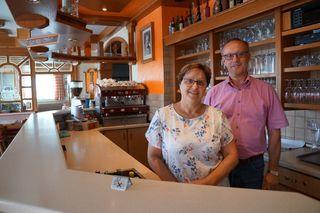 Silvia und Rudolf Senger legen auf eine gut bürgerliche Küche großen Wert.