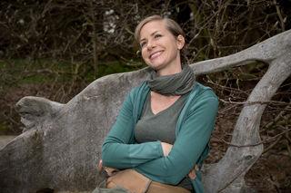Biogartenexpertin Angelika Ertl-Marko schwärmt für die Hortensie, die auch mit wenig Pflege blüht.
