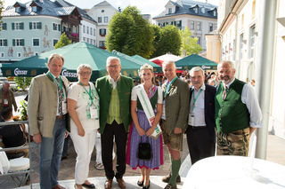 Eröffnungstag bei den Kommunalen Sommergesprächen 2018.