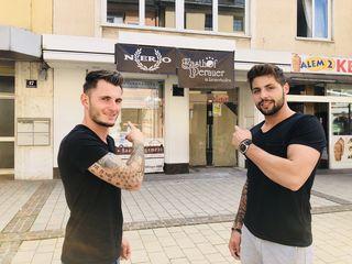 Neues Projekt: Manuel Huber und Gerald Kritzer eröffnen ein Cafè mit Bar am Hauptplatz in Spittal die in weiterer Folge den Hauptplatz mit beleben soll