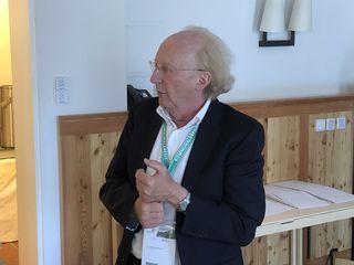 """Artur Wechselberger, Präsident der Tiroler Ärztekammer: """"Die Zukunft der Landmedizin wird angesichts des steigenden Frauenanteils in der Medizin wesentlich davon abhängen, ob es gelingen wird, mehr Frauen für die Tätigkeit als Landärztin zu gewinnen."""""""