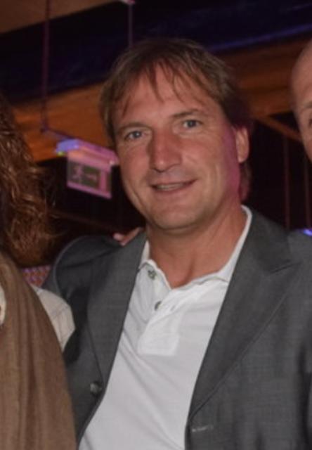 Christoph Westerthaler bei einer Veranstaltung von Ronny Seunig im September 2017.