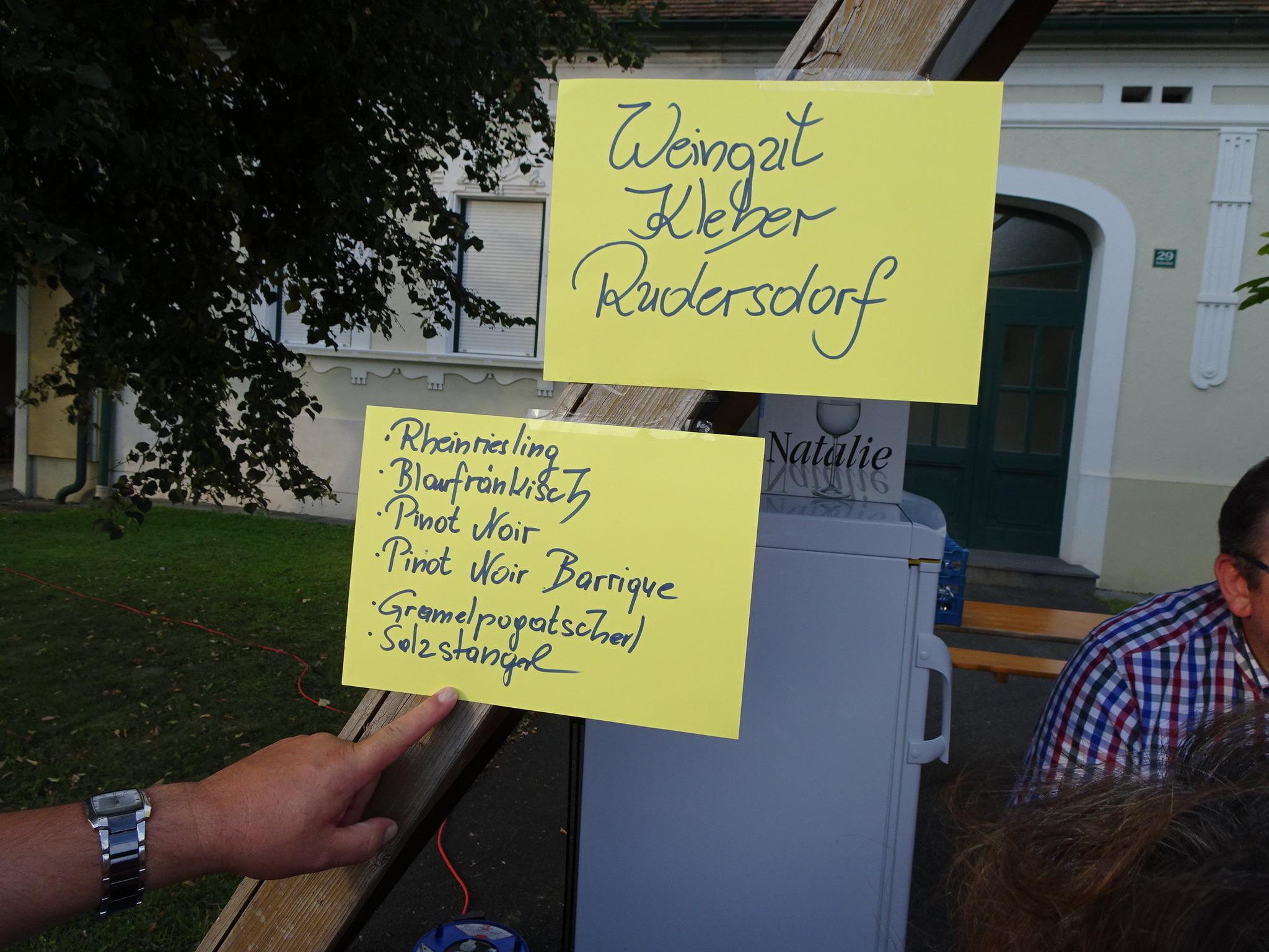 Rudersdorfer Hintergassenfest wieder erfolgreich - Jennersdorf