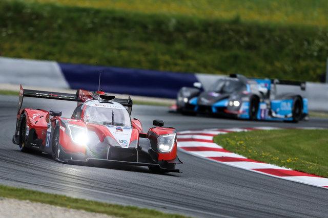 Nr.27, Patrice Lafargue, Erik Maris, Nicolas Minassian auf Ligier,