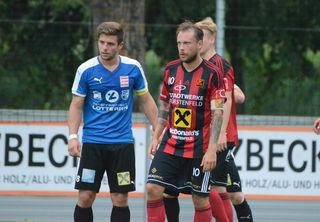 Kapitän Andreas Glaser glänzte bereits in den ersten Vorbereitungsspielen.
