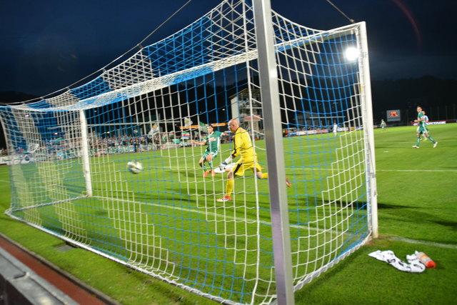 Der SK Rapid Wien war in der Auftaktrunde zum ÖFB-Cup im ersten Pflichtspiel der Saison beim FC Kufstein zu Gast und siegte souverän mit 5:0.