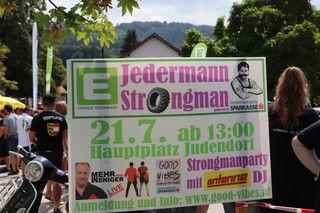 Für den guten Zweck veranstaltete der gemeinnützige Verein Good-Vibes zum dritten Mal den Jedermann-Strongman in Gratwein-Straßengel