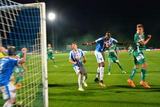 Kufsteins Neuzugang Mo Idrissou brachte seine Bundesliga-Erfahrung klar zum Vorschein.