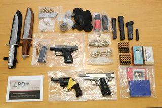 Illegale Waffen bei mehreren Hausdurchsuchungen in Klagenfurt, Klagenfurt-Land und Villach Land sichergestellt